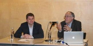 Conferència de Salvador Cardús