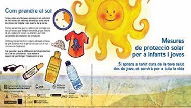 Campanya Protecció Solar 2013