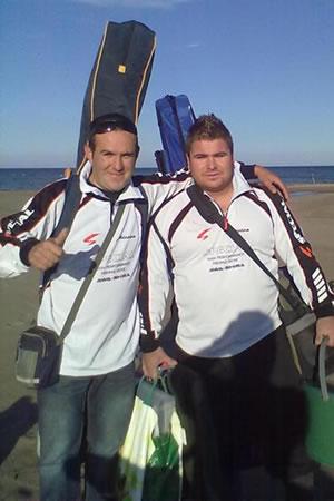 Lliga Surfcàsting C.P.E.R. La Perola