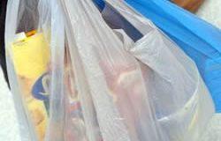 consum de bosses de plàstic d'un sol ús