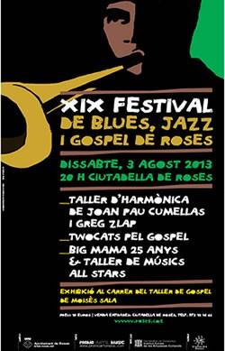 XIX Festival de Blues Jazz i Gospel de Roses