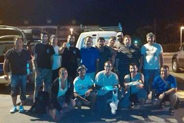 IV Lliga Social Surfcàsting C.P.R. La Perola