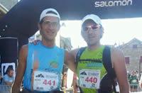 Xavi Llamas i Dani Navarro
