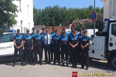 Policia Municipal de Cadaqués