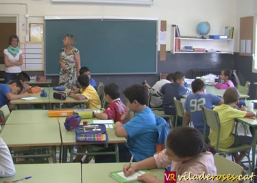 Escola de Primària Jaume Vicens Vives de Roses