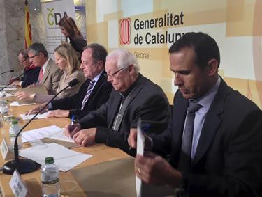 Centres de Distribució d'Aliments de Girona