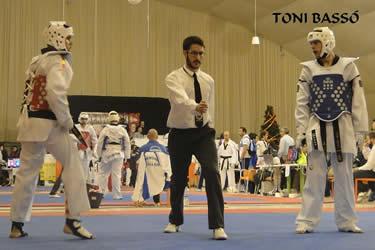 Campionat d'Espanya de Taekwondo