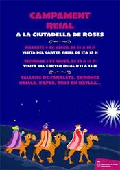 Campament del Reis Mags a Roses