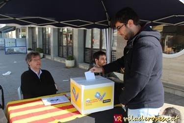 Signa un vot per la independència