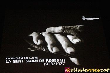 Llibre La Gent Gran de Roses III