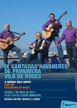 IX Cantada d'Havaneres de Roses