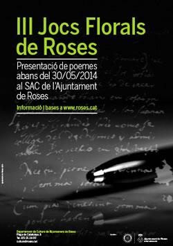 III Jocs Florals de Roses