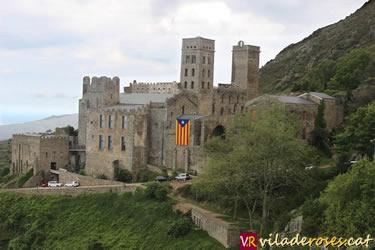 Sant Pere de Rodes a La Marató de TV3