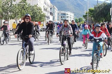 XXVI Bicicletada de Roses
