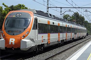 Trens de Rodalies de Girona