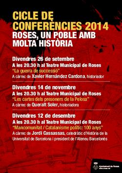 Roses, un poble amb molta història