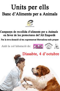 Banc d'Aliments per Animals