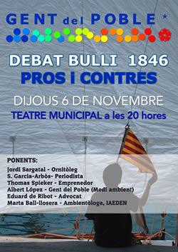 Debat sobre elBulli Foundation