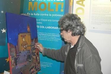 Campanya solidària de Nadal a l'Espai Gironès