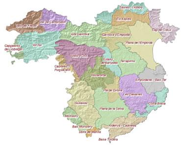 Catàleg de paisatge de les comarques gironines