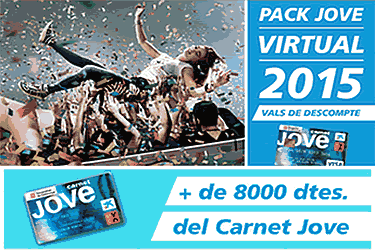Pack Jove Virtual 2015