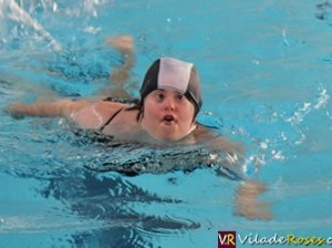 Trobada de natació a Roses