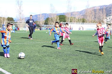 II Trobada Comarcal de Futbol 5