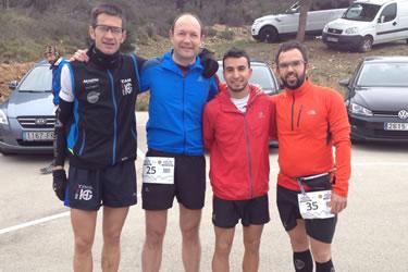 Mitja marató Entre Castells
