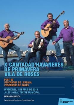 Cantada d'Havaneres de Roses