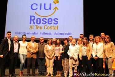 CiU Roses