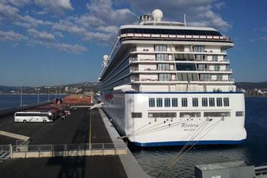 Costa Brava Cruise Ports