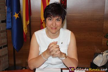Montse Mindan, número 3 de la llista de CDC al Congrés