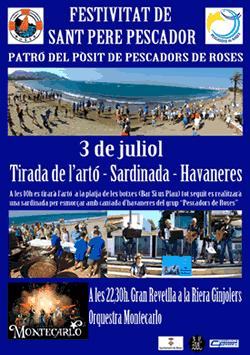 Festivitat dels Pescadors de Roses