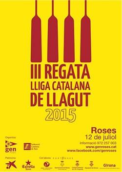 Lliga Catalana de Llagut a Roses