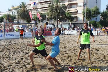 Futbol Platja de Vila de Roses