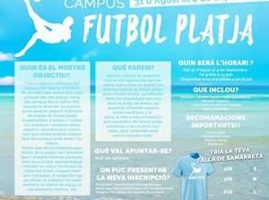 Campus de Futbol Platja a Roses