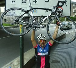 De Roses a Hondarribia en tres dies de bicicleta