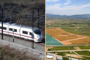 TGV al Logis Empordà