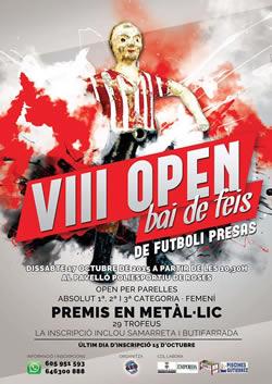 VIII Open de Bai de Feis de Futbolí