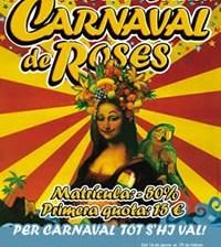 Per Carnaval tot s'hi val a la Piscina de Roses