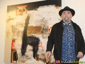 L'obra de Jordi Gispert a Ca l'Anita de Roses