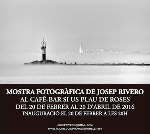 Josep Rivero Bosch al Cafè Si Us Plau