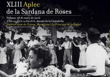 XLIII Aplec de la Sardana de Roses