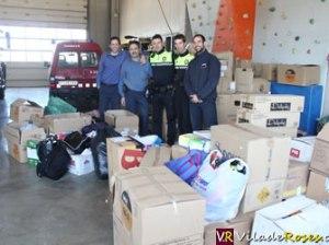 Ajuda als refugiats del camp d'Idomeni de Grècia