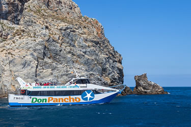 Serveis de transport marítim de viatgers i lloguer de patins