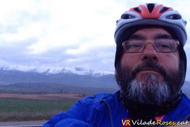 De Roses a Santiago de Compostela en bicicleta