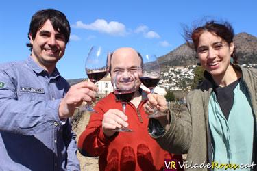 """""""Visitants d'Honor de la DO Empordà"""""""