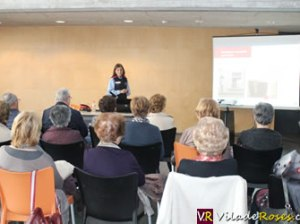 Conferències per a la Gent Gran de Roses