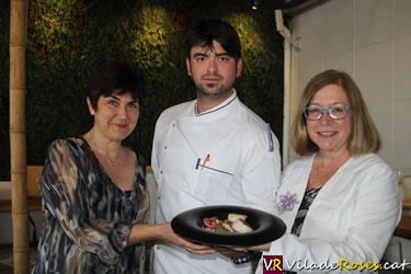 Plat solidari del restaurant Draulic