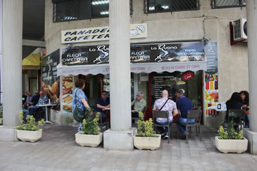 Fleca-Cafeteria La Quana de Roses